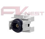 Optical Keystone Jack