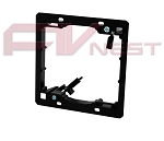 2 Gang Low Voltage Housing Bracket