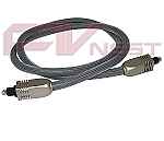 PREMIUM 3FT Optical Toslink Cable