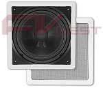 "10"" In-Wall Subwoofer (Passive) - 200W"